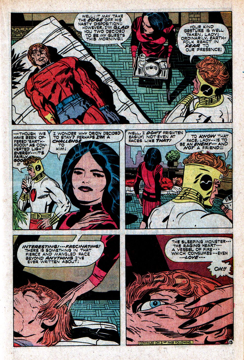 The New Gods (1971) issue 9 - Page 16