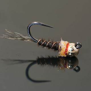 Egans Frenchie, Euro Nymph, Fly tying tutorial