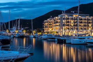 Bezcarinsko gorivo Porto Montenegro