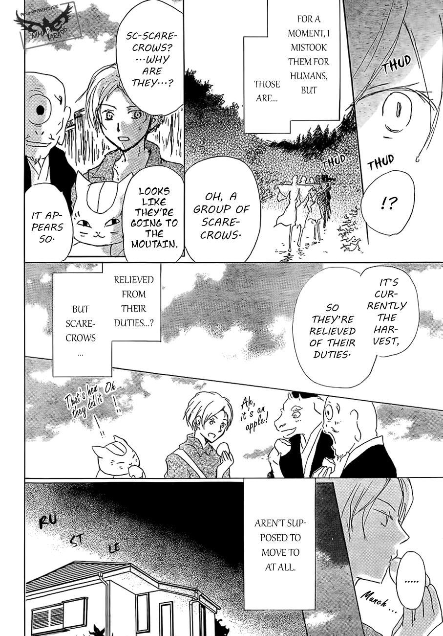 Natsume Yuujinchou - Chapter 98