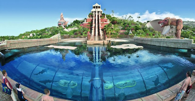 Tower of Power no Siam Park