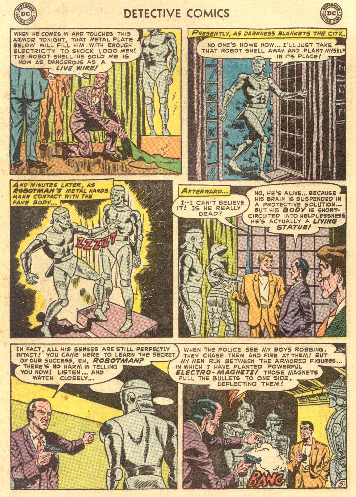 Read online Detective Comics (1937) comic -  Issue #194 - 29