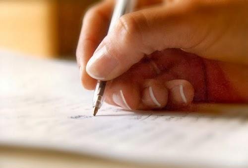 cara menulis yang baik