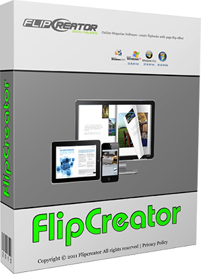 FlipCreator 4.9.8.6 All Edition