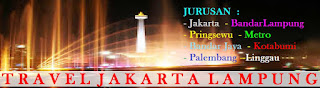 Travel Ceger Cipayung Ke Metro Bandar Jaya Lampung Linggau