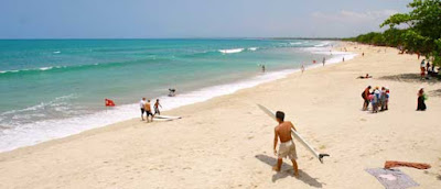 Visit Indonesian, Wonderful Indonesian, Beautufiul Beach in the world, Kuta Beach, Bali