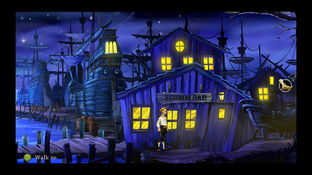 Secret Of The Monkey Island