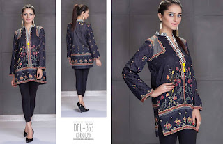 So-Kamal-EID-Collection-2017-Fusion-Kurti-Pret-Range-5