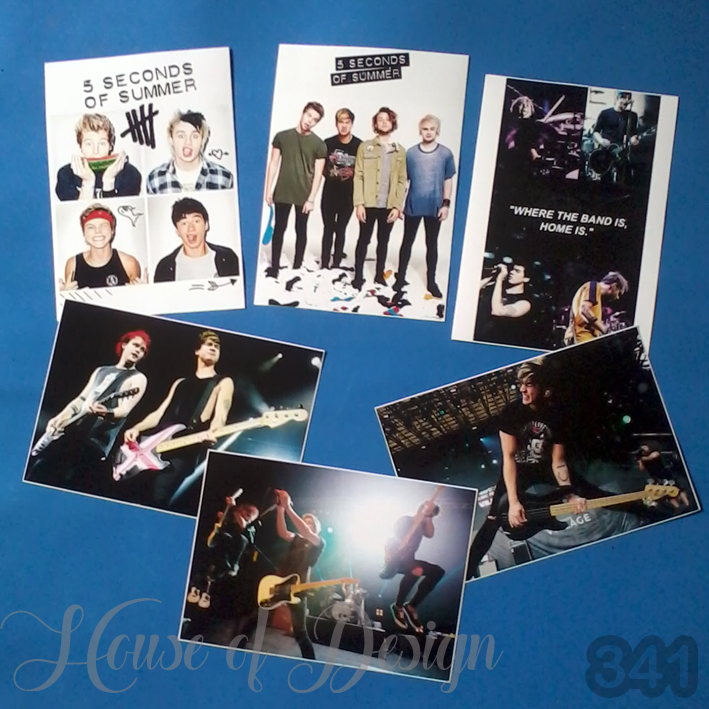 POSTER, POSTER CUSTOM, POSTER A3, POSTER A4, POSTER A5, POSTER CUSTOM SIZE, POSTER BAND, POSTER MUSIK, POSTER KONSER, POSTER SINGER, POSTER PENYANYI,  POSTER 5SOS, POSTER 5 SECONDS OF SUMMER