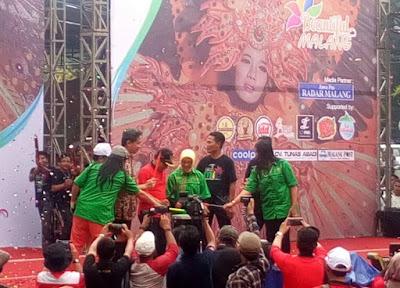 MFC 2016, Malang Flower Carnival, Malang Flower Carnival 2016