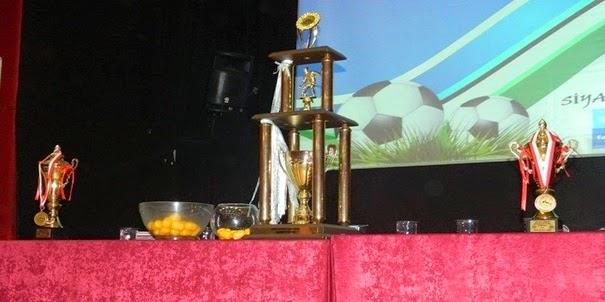 SİYAD'ın gelenekselleşen futbol turnuvası start aldı