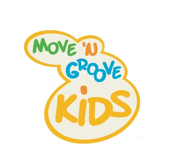Move 'N Groove Kids Logo