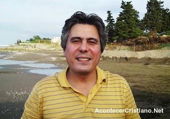 Pastor Behnam Irani