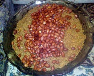 serundeng kacang