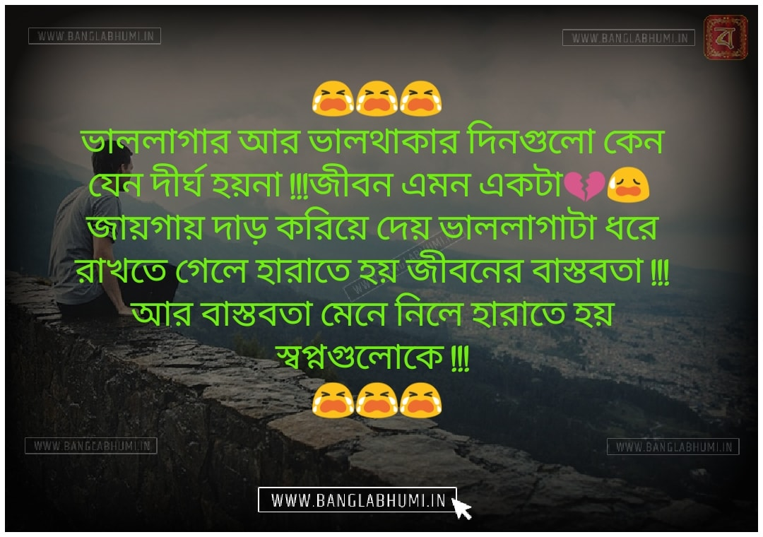 Facebook Bangla Sad Love Status Download & share