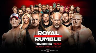 WWE Royal Rumble 2017 PPV 720p WEBRip 1.56GB
