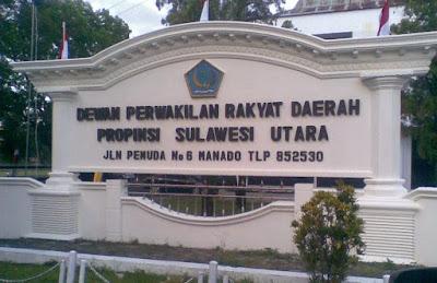 Anggaran Besar, Reses Anggota DPRD Sulut tak Nampak