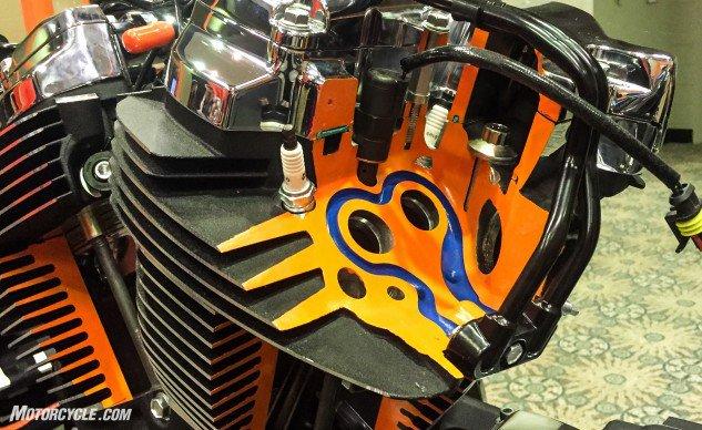 2017 Harley-Davidson Milwaukee-Eight Engines Tech Brief