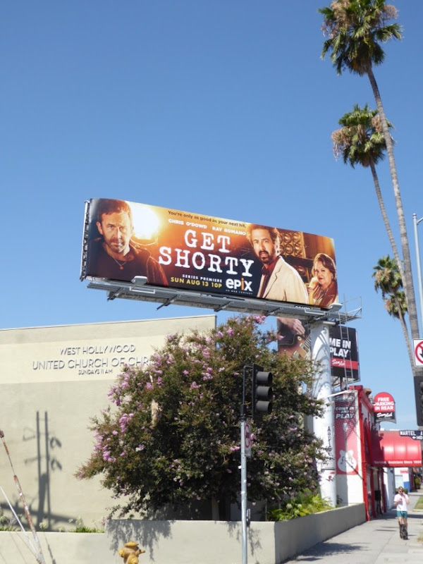 Get Shorty series billboard