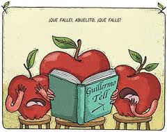 Meme de humor sobre los cuentos