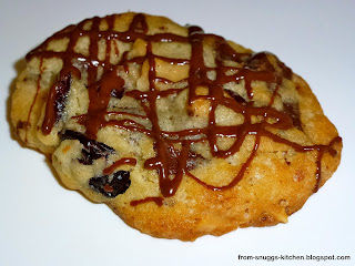 Chocolate-Chip-Cookies mit Cranberries & Erdnüssen