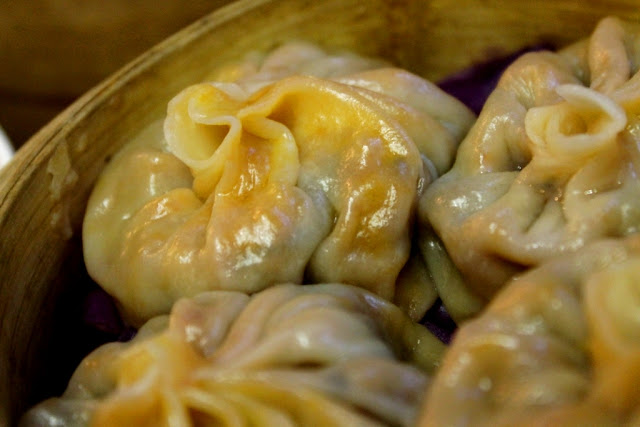 Delicious Chinese Momo