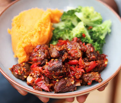 Spicy Beef Sauce Recipe 5