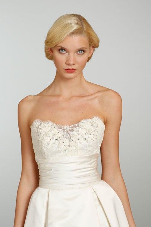 Jim Heljm Wedding Dresses.Jim Hjelm 2013 Spring Bridal Wedding Dresses World Of Bridal