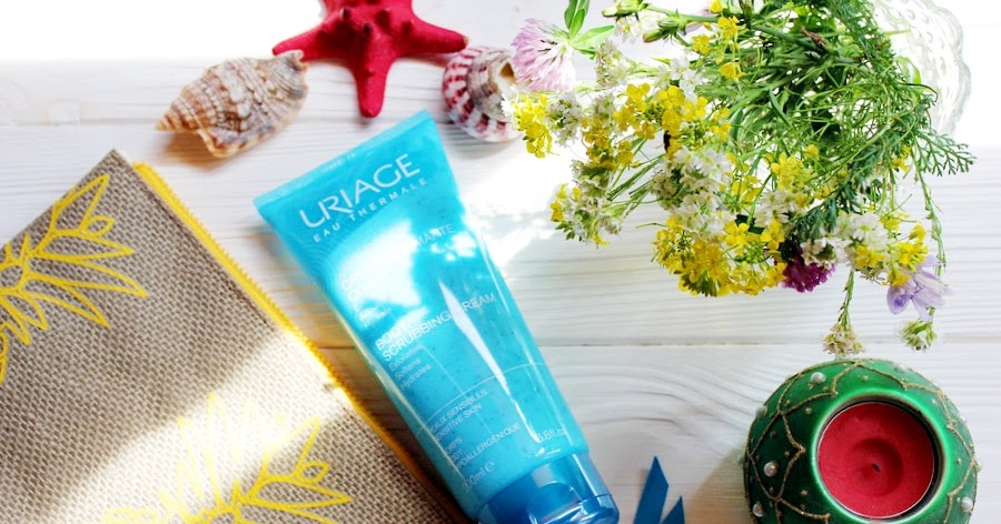 Крем-скраб для тела <b>Uriage</b> Eau Thermale Body Scrubbing Cream ...