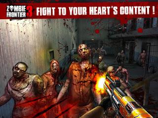 Zombie Frontier 3 Apk Mod v1.47