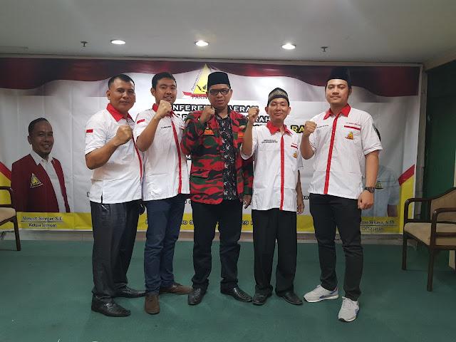 Ketua Depidar XII Baladhika Karya Jawa Timur Di Tunjuk Sebagai Ketua Dewan Pembina