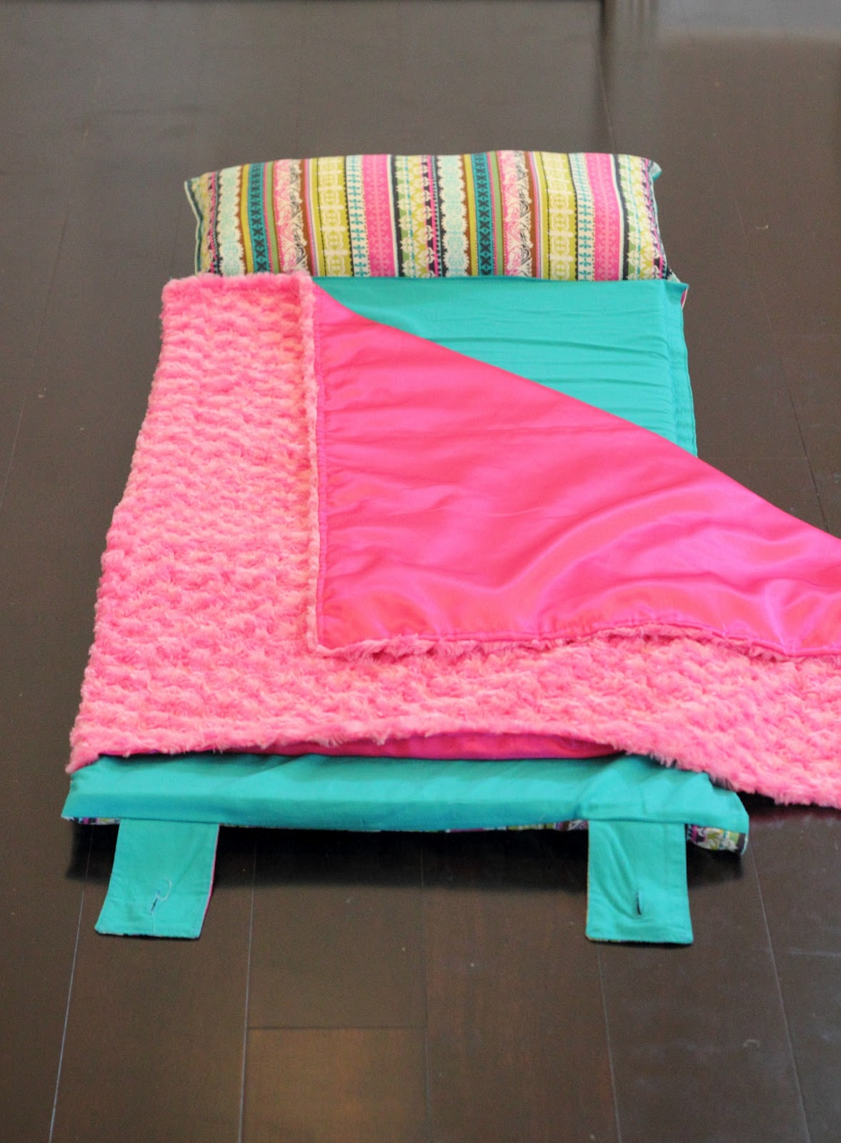Wright By Me Diy nap mat