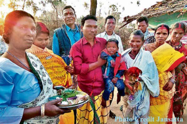 jharkhand-ranchi-barudih-tola-asura-boy-married-with-kutiya-news