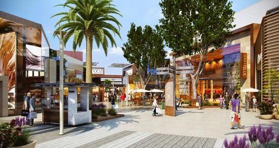 Shopping Westfield UTC em San Diego