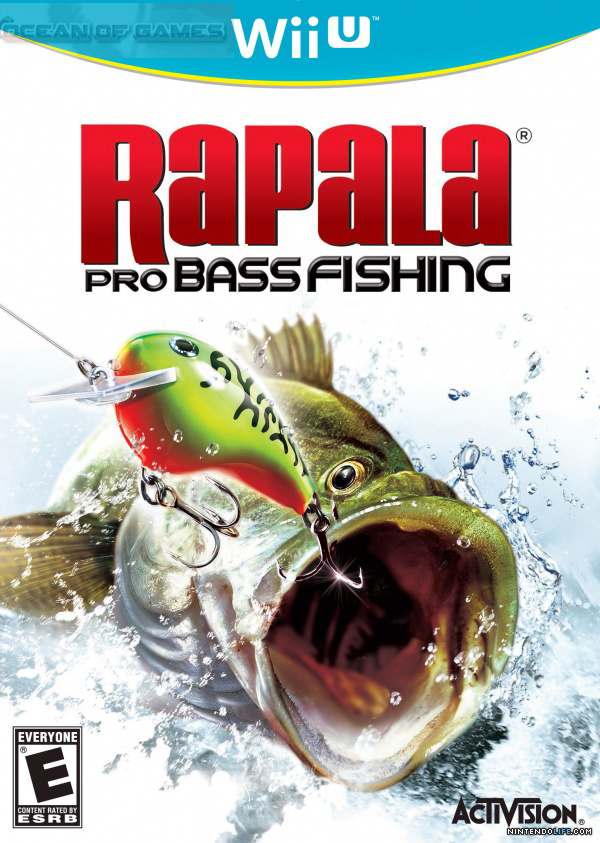 Rapala Pro Fishing Game Free Download
