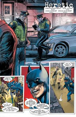 """Comic: Preview de """"Detective Comics"""" Vol.1000 de Tom King y Peter J. Tomasi - DC Comics"""