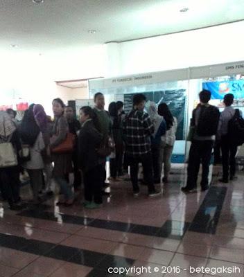 Bandung Job Fair 2016
