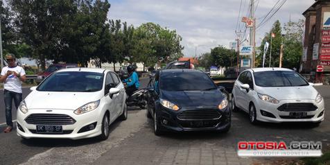 SYNC Memudahkan Konektivitas Smartphone di Ford Fiesta EcoBoost
