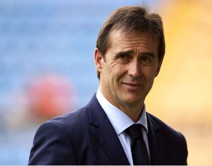 Julen Lopetegui sacked as Spain coach just hours after Real Madrid appointed him Julen Lopetegui, has...