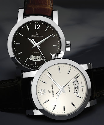 Chronoswiss Pacific Collection 2010