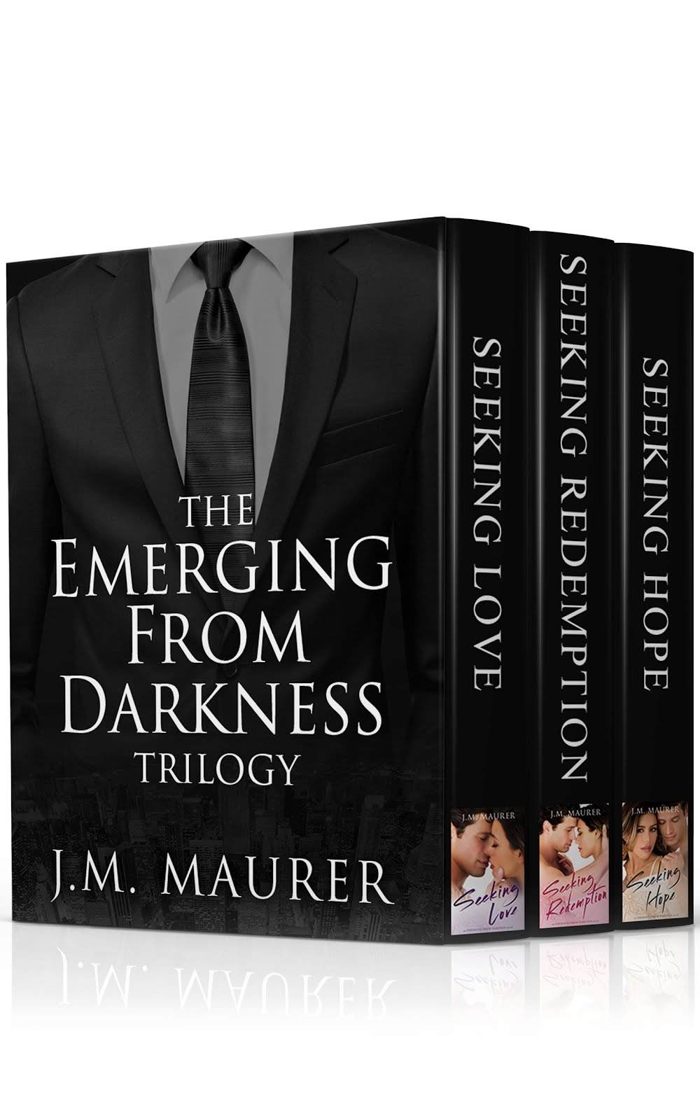 The Emerging From Darkness Trilogy