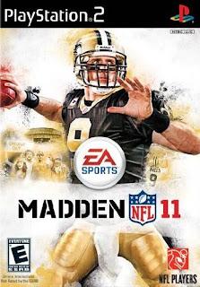 Madden NFL 11 (PS2) 2011