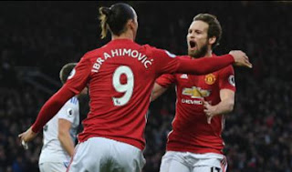 Manchester United Menang 3-1 atas Sunderland