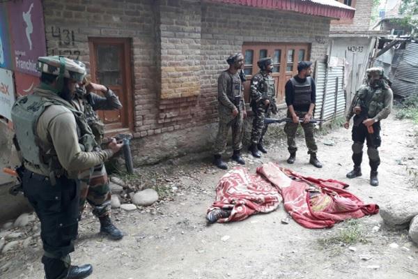 आतंकी उड़ाए जा रहे हैं, अलगाववादी जेल में, जम्मू-कश्मीर में आने वाले हैं अच्छे दिन