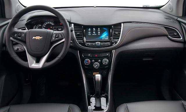 Chevrolet Tracker 2018 Premier