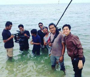 Foto syuting Mermaid in Love 2 Dunia terbaru