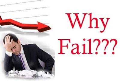 Nguyên nhân thất bại
