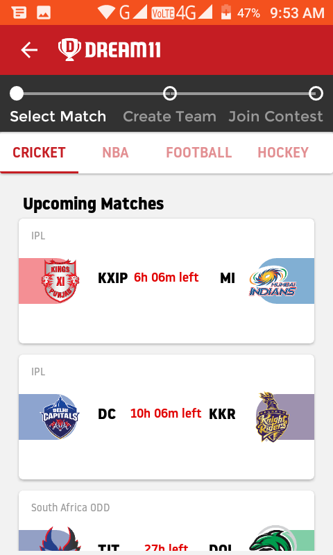 How to Create Team in Dream11 and win lacs.