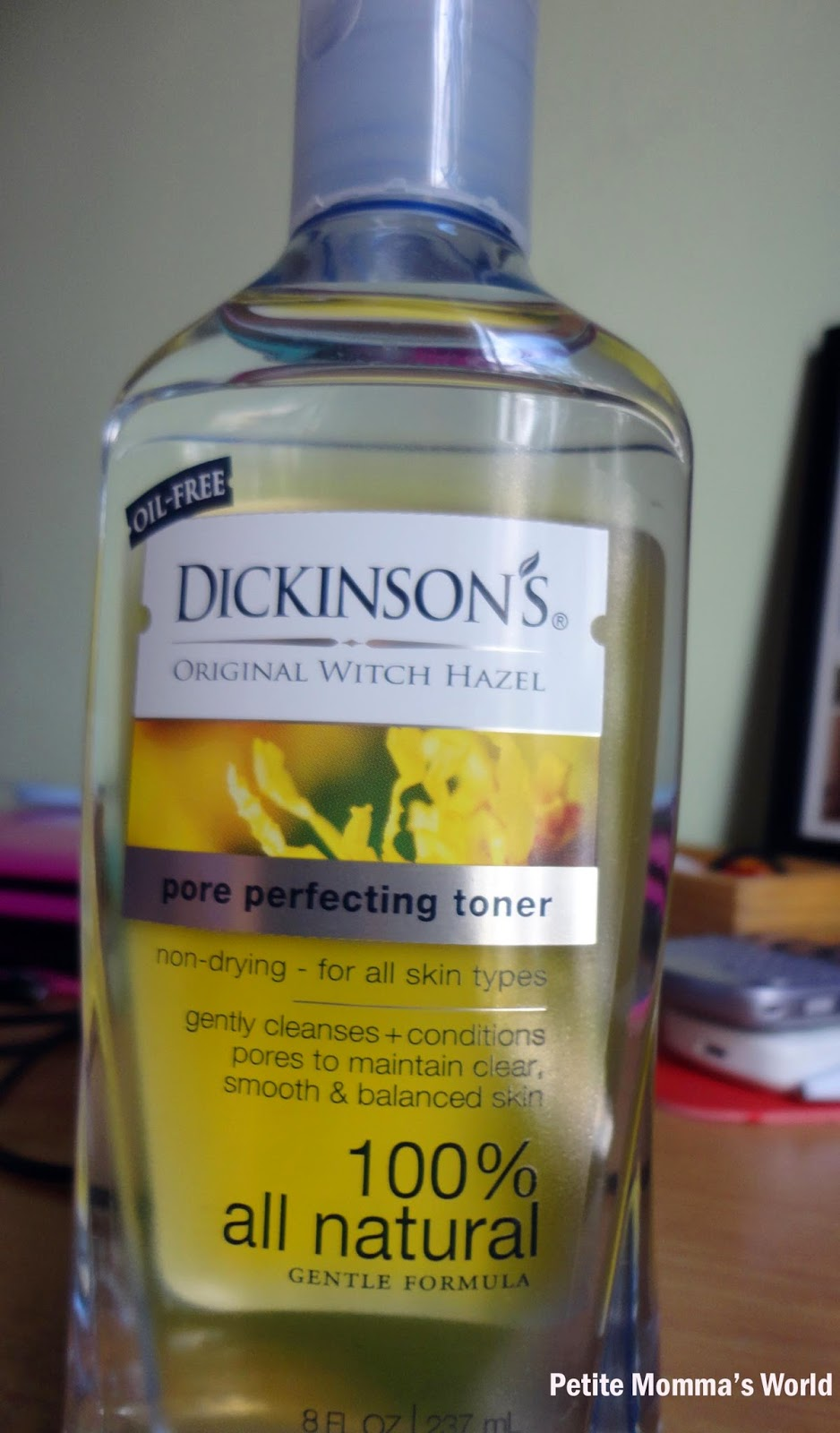 Dickinson's Original Witch Hazel Toner