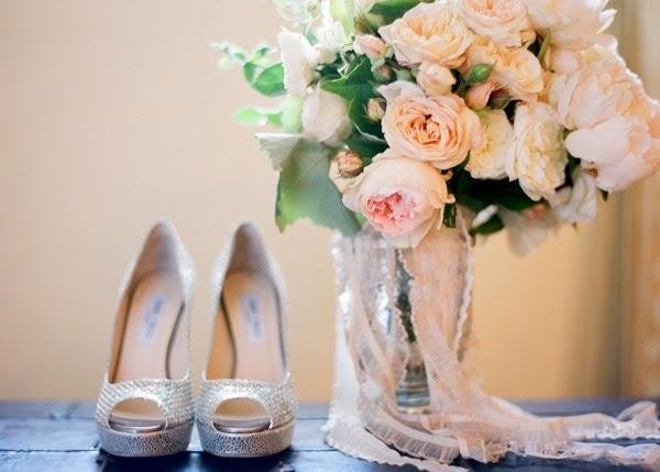 Zapatos de novia